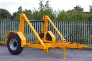 As a bespoke manufacturer, if you can not find Cable Drum Trailer that is suitable, please contact us and we will endeavour to meet your requirements