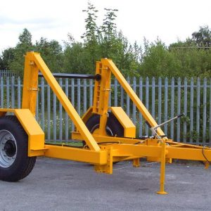 Bespoke Cable Drum Trailers