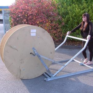 Cable Drum Handling