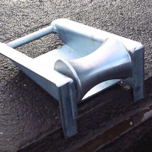 Edge-Mount-Manhole-Lead-In-Cable-Roller