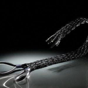 Single/Double Eye Non-Conductive Cable Grips