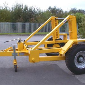Site Cable Drum Trailers